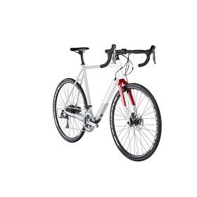 ORBEA Gain D50 E-bike Racer grå/hvid